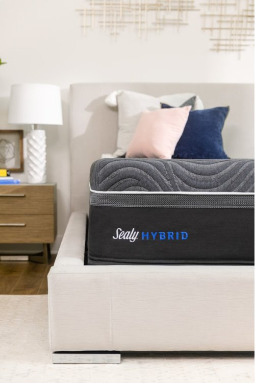 Hybrid - Premium - Silver Chill - Plush - Twin XL