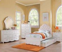 Cecilie Pu Twin Bed