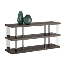 Carmella Console Table - Brown