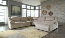 Toletta - Granite 5 Piece Sectional