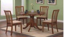 Everett Cappuccinno Dining Table