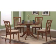 Everett Cappuccinno Dining Table