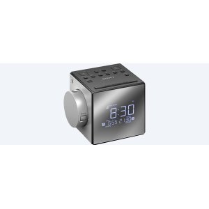 SonyClock Radio with Time Projector