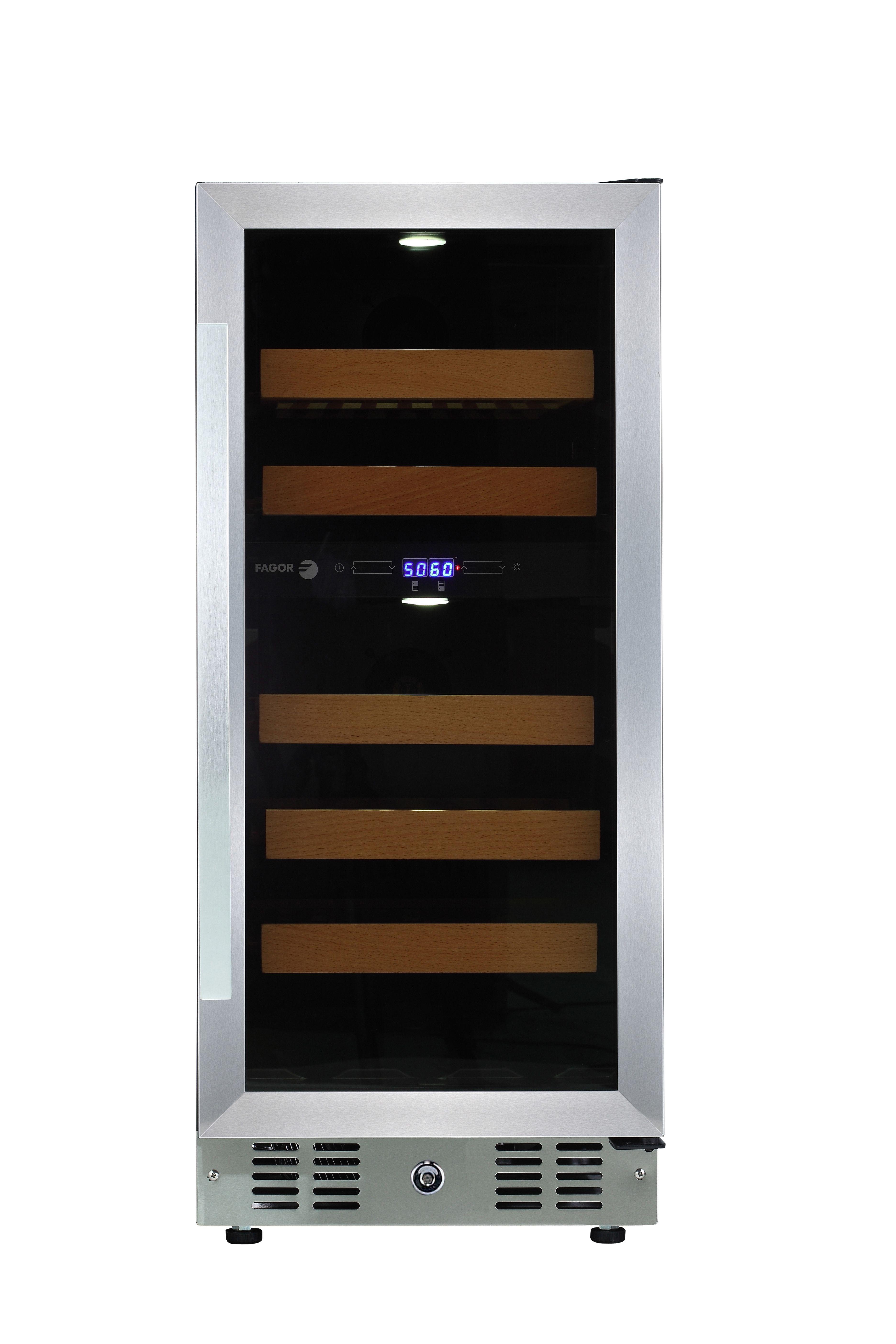 "Fagor15"" Dual Zone Wine Cooler"