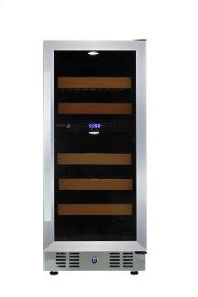 "15"" Dual Zone Wine Cooler"