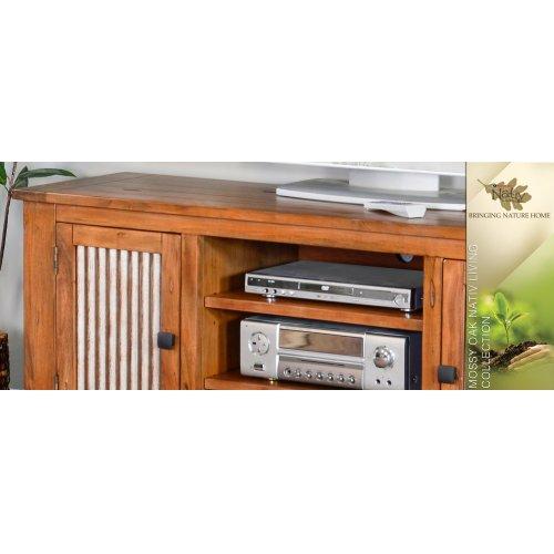 """Mossy Oak 64"""" TV Console"""