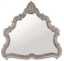 Bedroom Sanctuary Shaped Mirror