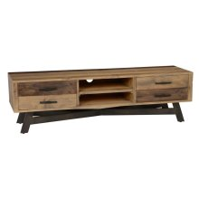 Hauser 2Dr TV Stand