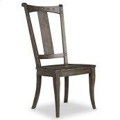 Dining Room Vintage West Splatback Side Chair