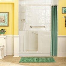 Luxury Series 32x60-inch Whirlpool Walk-In Tub  American Standard - Linen