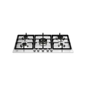 Bertazzoni36 Front Control Gas Cooktop 5 burners Stainless Steel