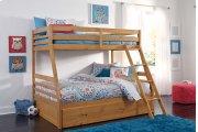 Hallytown - Light Brown 3 Piece Bedroom Set Product Image