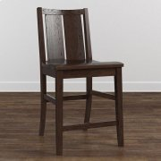 Bench*Made Oak Counter Stool Product Image
