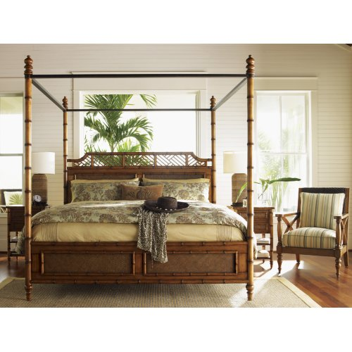 West Indies Bed California King