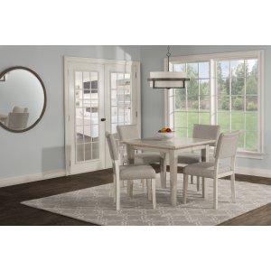 Hillsdale FurnitureElder Park 5 Piece Rectangle Dining Set
