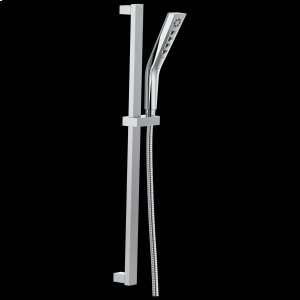 Chrome H2Okinetic ® 3-Setting Slide Bar Hand Shower Product Image