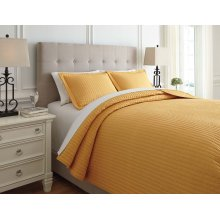 Queen Coverlet Set