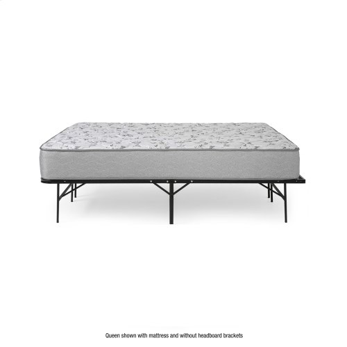 Atlas Bed Base Support System w/ MDF Wood Deck, Queen