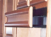 Air-Ring - Wood Front