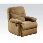 Light Brown Microfbr Recliner Product Image