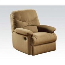 Light Brown Microfbr Recliner