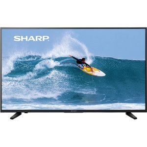 "Sharp50"" Class 4K UHD Smart TV with HDR"