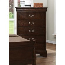 Louis Philippe Five-drawer Chest