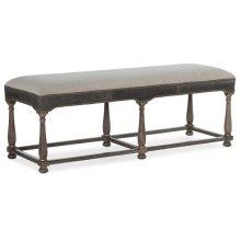 Bedroom Woodlands Bed Bench