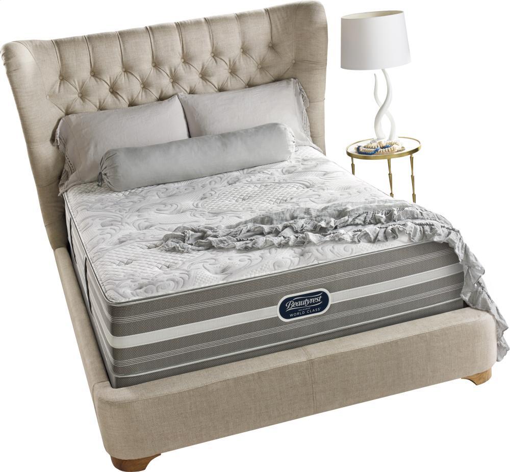beautyrest world class mattress. Simple World Beautyrest  Recharge World Class Rush Run Luxury Firm Queen Throughout Mattress