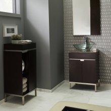 Studio 22 Inch Vanity - Espresso