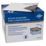 WhirlpoolTrash Compactor Bags, 60-ct.