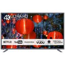 """Panasonic 55"""" Class (54.6"""" Diag.) 4K Ultra HD Smart TV CX420 Series TC-55CX420U - SILVER"""