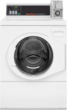 Front load Washer - Coin-Operated - Rear Control Product Image