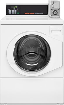 Front load Washer - Coin-Operated - Rear Control