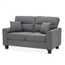 Millenial Loveseat Gph Light Espresso