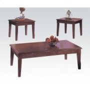 Merlot 3-pc Pack C/e Table Set Product Image