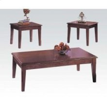 Merlot 3-pc Pack C/e Table Set