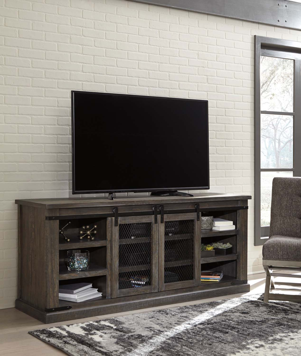 W55668 Ashley Furniture Signature Design By Ashley Extra Large Tv
