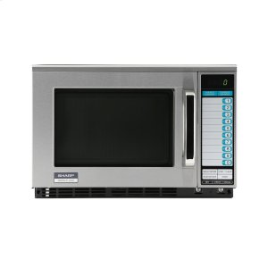 Sharp AppliancesHeavy-Duty Commercial Microwave Oven with 1200 Watts