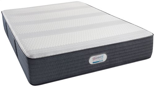 BeautyRest - Platinum - Hybrid - Mountain's Edge - Firm - Tight Top - Cal King