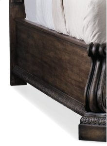 Bedroom Rhapsody King Panel Rails