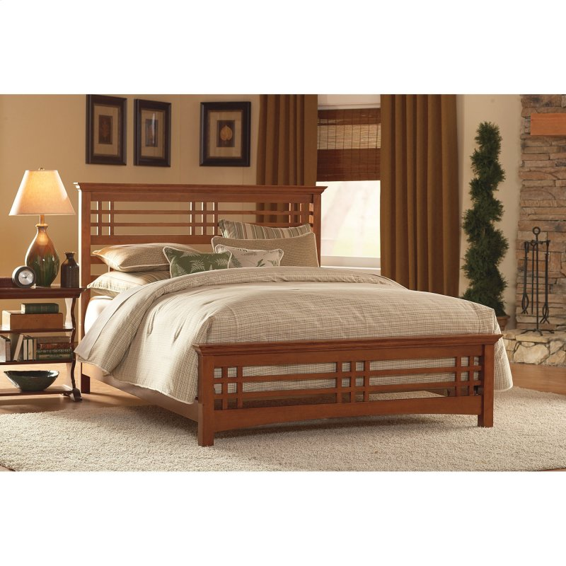 B51a95 In By Fashion Bed Group In Champaign Il Avery Complete Bed