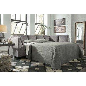 Ashley Furniture Belcastel - Ash 2 Piece Sectional