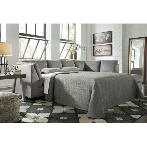 Belcastel Sleeper Sectional Right