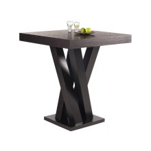 Madero Bar Table - Brown