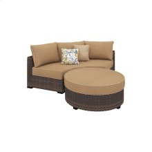 Spring Ridge - Beige/Brown 2 Piece Patio Set