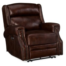 Living Room Carlisle Power Recliner w/ Power Headrest