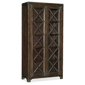 Hooker FurnitureDining Room Roslyn County Bunching Display Cabinet