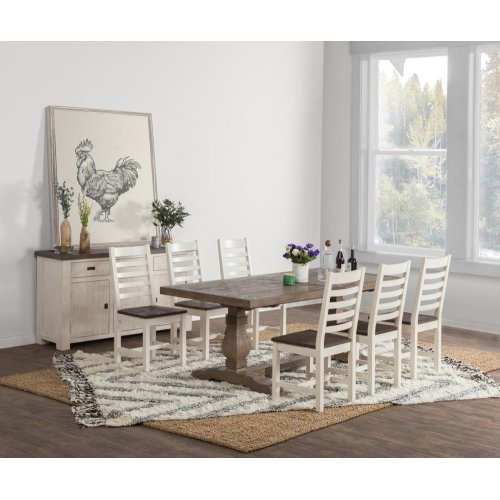 """Caleb Dining Table 78"""""""