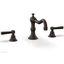 HENRI Deck Tub Set - Lever Handle - 161-41 - Antique Bronze